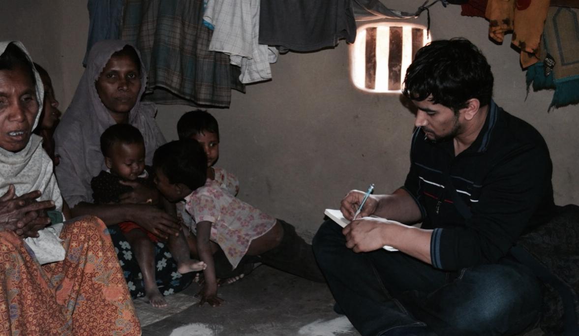 Author Pic ROhingya